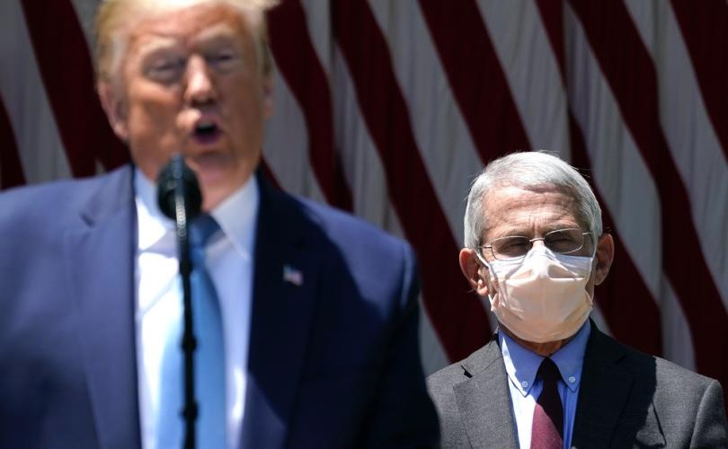 How Dr. Fauci's fraudulent pandemic advice put millions of Americans through hell