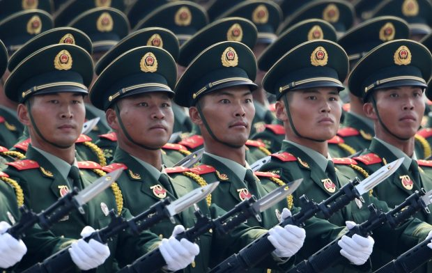 TER-MING-ATOR! China 'considering plans to genetically-modify soldiers to make army of Terminator-style troops'