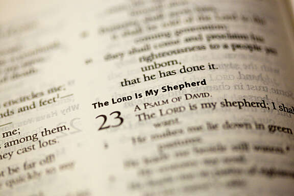 Your Daily Readings – Verse of the Day – Psalm 23:1 – The Scriptures by Institute For Scripture Research – 2009 Edition – June 12, 2020 – Psalm 23 – My Shepherd – James Block