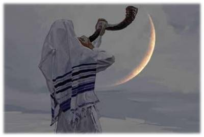 New Moon – The New Moon has been seen in Israel! We enter into the Sixth Hebrewmonth.