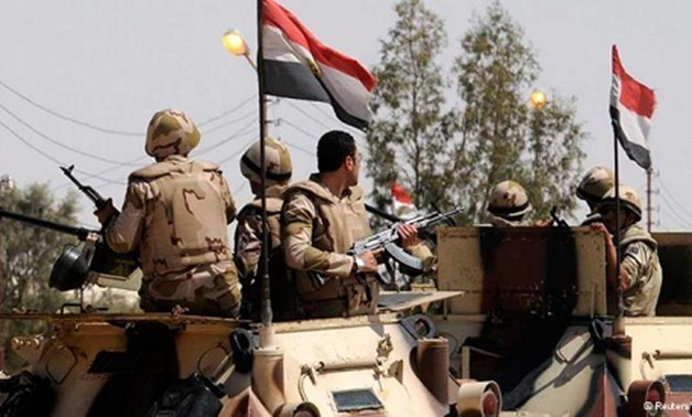 Egypt's Parl't Approves Permission to Deploy Troops to Carry Out Combat Missions Abroad, ReportsSay
