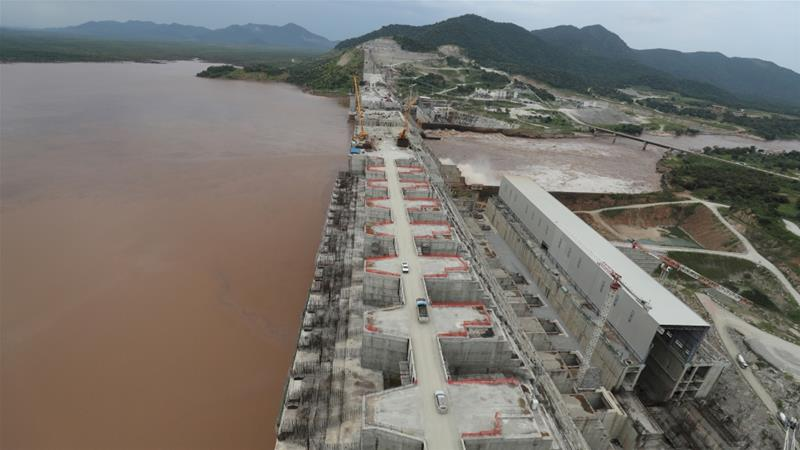 Sudan says talks with Egypt, Ethiopia on Nile dam resume