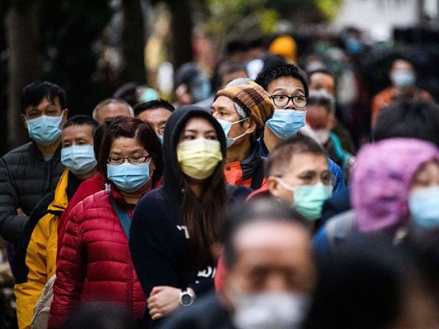 WHO Quietly Admits Chinese Communist Party Never Reported Coronavirus Outbreak