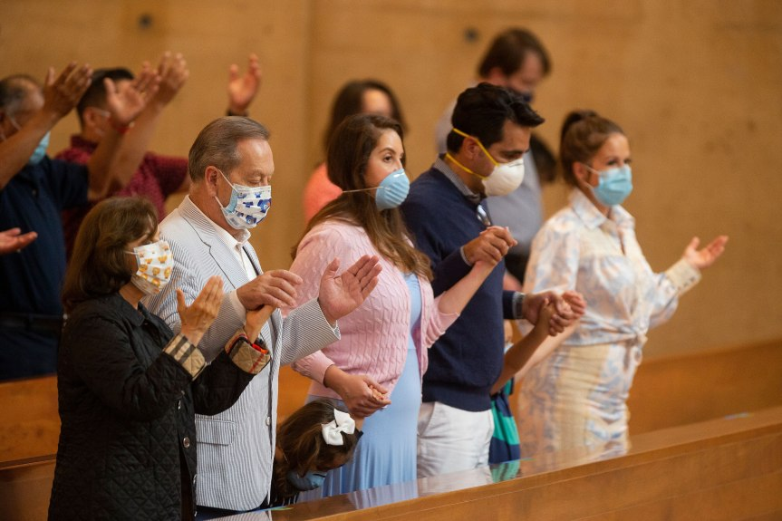 Houses of worship told to 'discontinue singing' under order from Newsom as pandemic worsens