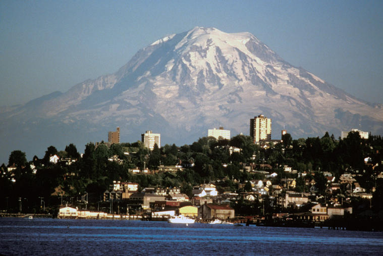 Next Mount Rainier Explosion Will Drown Greater Seattle In A Gigantic River Of HotMud