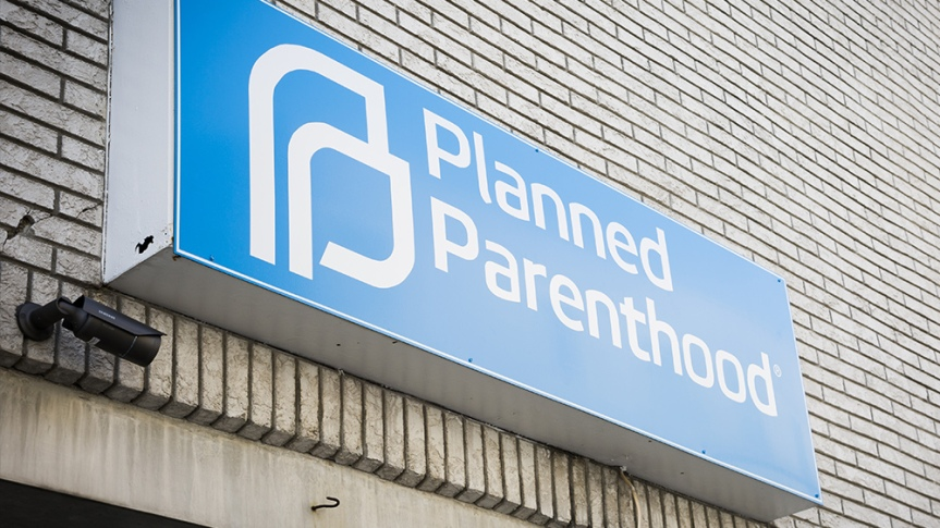 Planned Parenthood now burning the American flag to promote ABORTION and the killing of more babies
