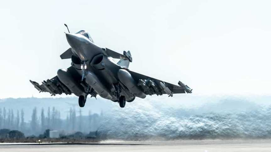 Indian Rafales practise mountain night flying for Ladakh in Himachal Pradesh