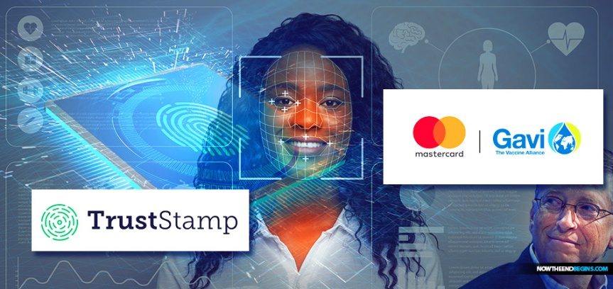 Trust Stamp – Bill Gates Funded Program That Will Create Your Digital Identity Based On Your Vaccination History