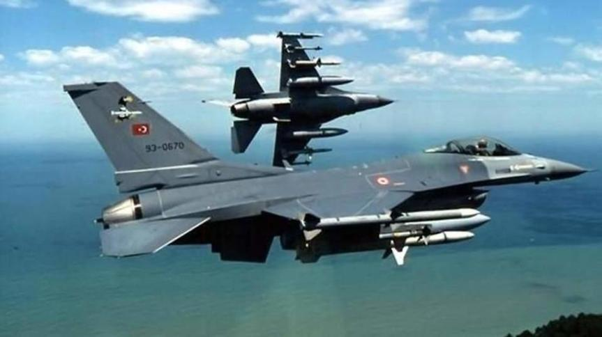 Greek & Turkish F-16 Jets In Near 'Dogfight' Off Cyprus; Viral Video Shows Radar Lock