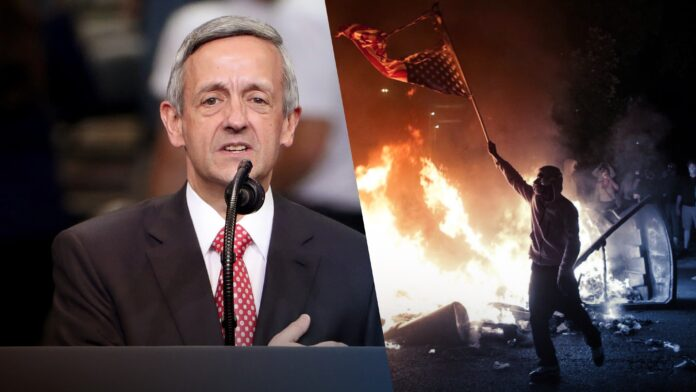 Dr. Robert Jeffress: The Radical Democrat Party has become the 'GodlessParty'
