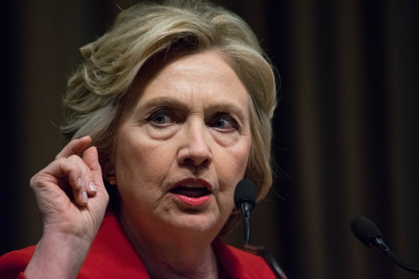 Hillary Clinton Calls For Total War On TrumpSupporters