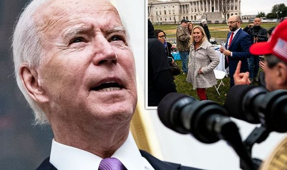 Articles of Impeachment Filed Against BIDEN by GOP Rep. Marjorie Taylor Greene
