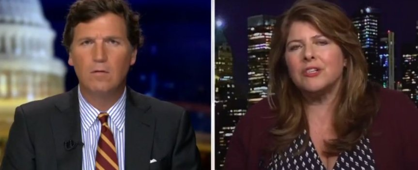 """""""We're Really Moving Into a Coup Situation, a Police State Situation"""" – Ex-Bill Clinton Advisor and Author Naomi Wolf Warns of Totalitarian State Under Biden(Video)"""