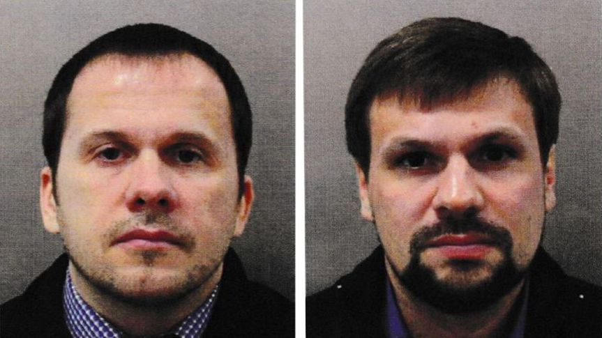Skripal poisoning suspects linked to Czech blast, as country expels 18Russians