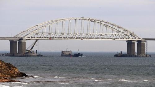 Russia Shuts Ukraine's Military Access To BlackSea