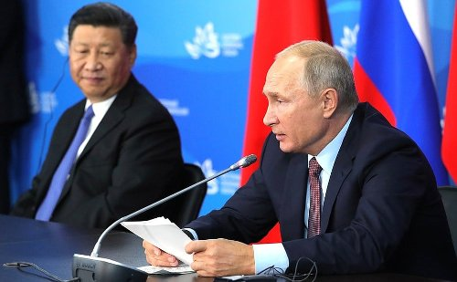 Russia, China warn Biden at same time to stay out of Ukraine,Taiwan