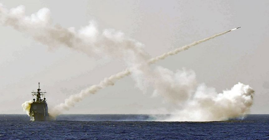 """Russia: """"If US Fires Cruise Missiles from Black Sea, U.S. Navy Ships Could Be Destroyed"""""""
