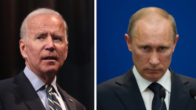 In Biden's first major foreign policy test, Putin massing 50,000 troops on Ukraine border, raising fears Russia is preparing for 'full-scale war'