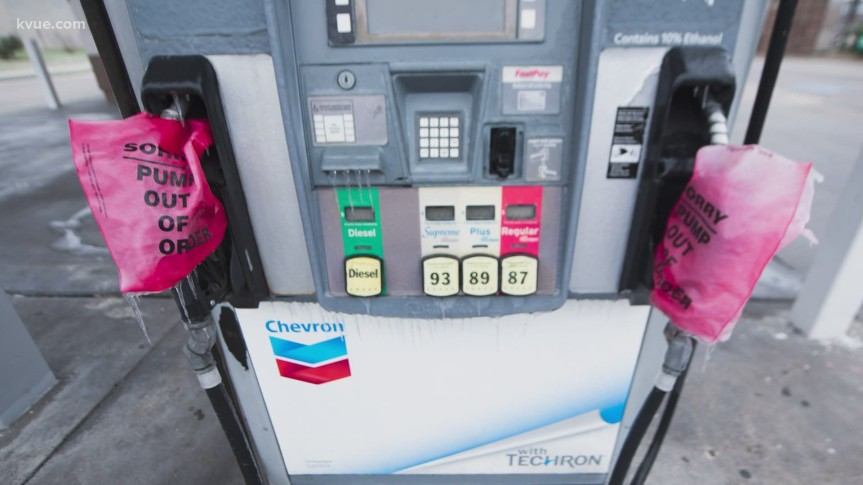 """URGENT: TALK OF """"RATIONING"""" — GAS STATIONS REPORTING OUT-OF-GAS ALREADY! Next Comes RATIONING, and that brings . . .SLAVERY"""