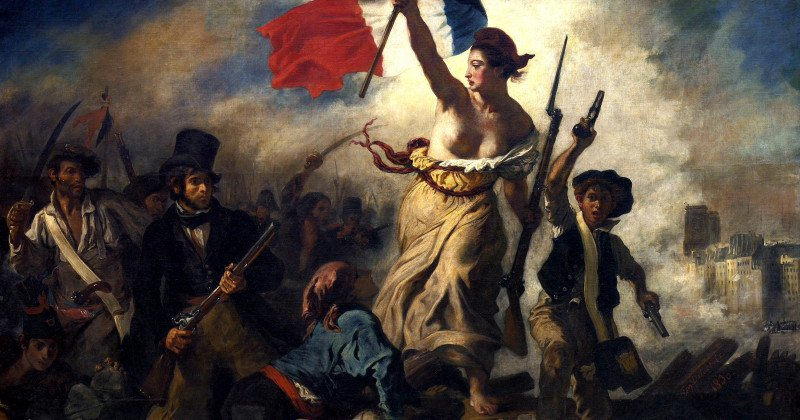 """Second Letter by French Soldiers: """"We are Talking About the Survival of ourCountry"""""""