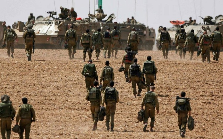 Bible  Prophecy – Psalm 83 War – IDF calls up reservists as rockets continue to poundIsrael