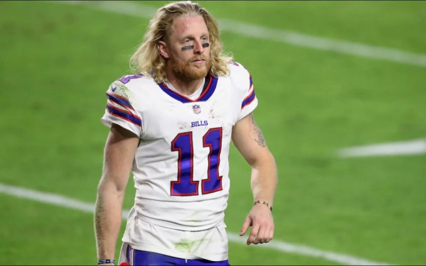 """""""I May Die of COVID, But I'd Rather Die Actually Living"""" – NFL Buffalo Bills Wide Receiver ColeBeasley"""