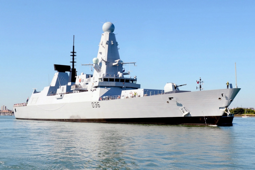 Bible Prophecy – Wars and Rumors of Wars – Russian Navy Fires Warning Shot at British Ship in BlackSea