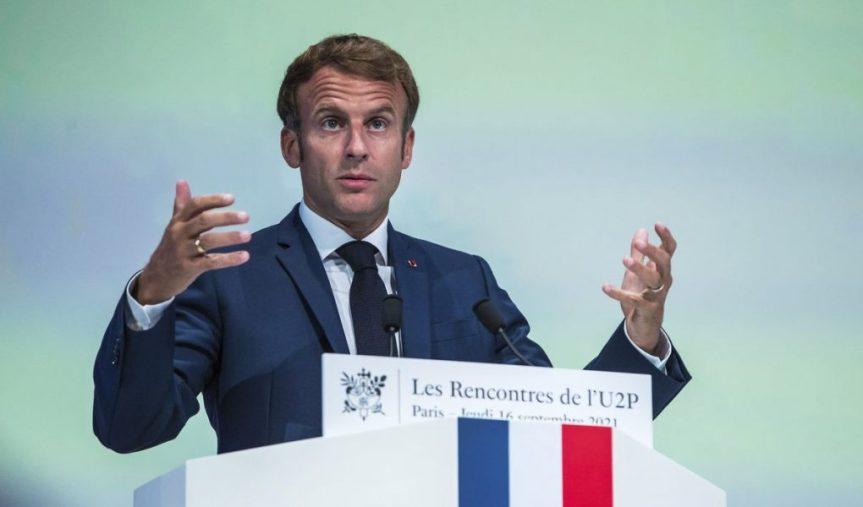 France cancels Washington gala over U.S.-Australia submarinedeal