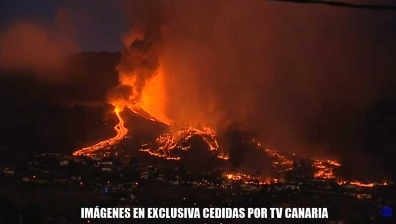 La Palma, Canary Islands: seismic crisis Sep 2021 –updates