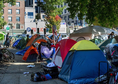 The Criminal Syndicate Running America Has Unleashed A Plague Of Homelessness And Drug Addiction On Democrat-Run Cities, Assuring Chaos And A Colossal Number Of Deaths In TheFuture